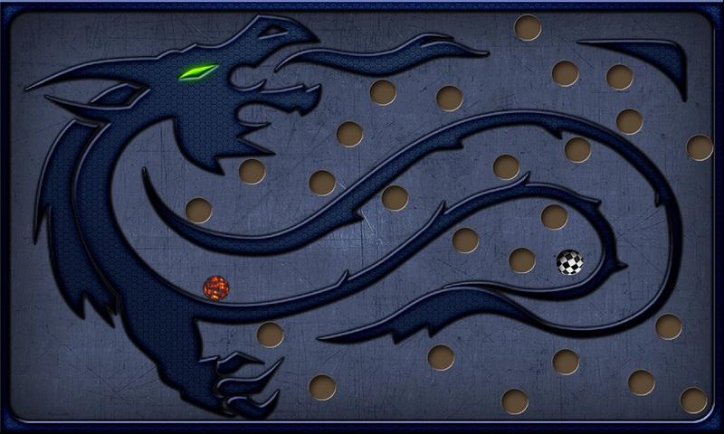 Los niveles originales - Labirinth